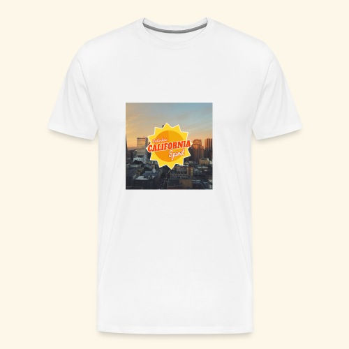 California Spirit City - T-shirt Premium Homme