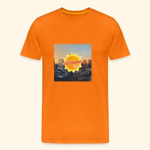 California Spirit City - T-shirt Premium Homme