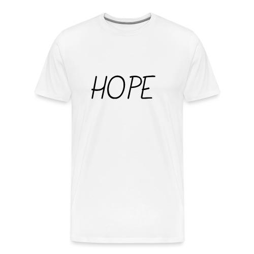 Hope - Espoir - T-shirt Premium Homme