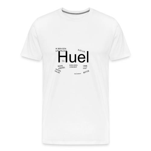 HUEL - Mannen Premium T-shirt
