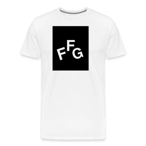 FFG.GAMER79 - Premium-T-shirt herr