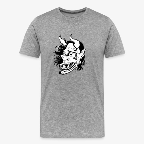 hannya - T-shirt Premium Homme