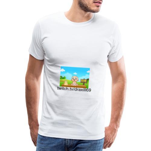 Babyfuldorale - Herre premium T-shirt
