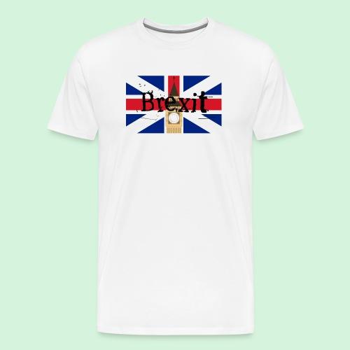 brexit - Maglietta Premium da uomo