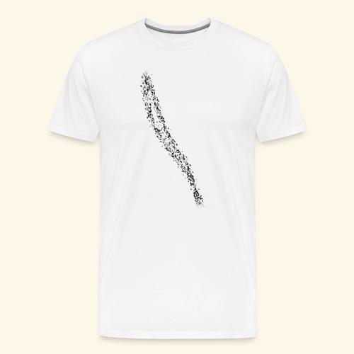 Muster_18 - Männer Premium T-Shirt