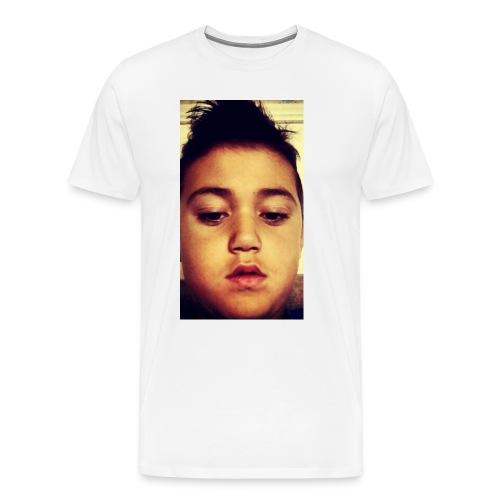 Adilla - Premium-T-shirt herr