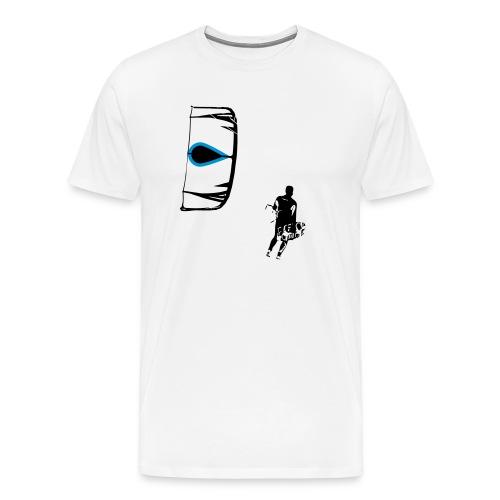 Kiter - Männer Premium T-Shirt