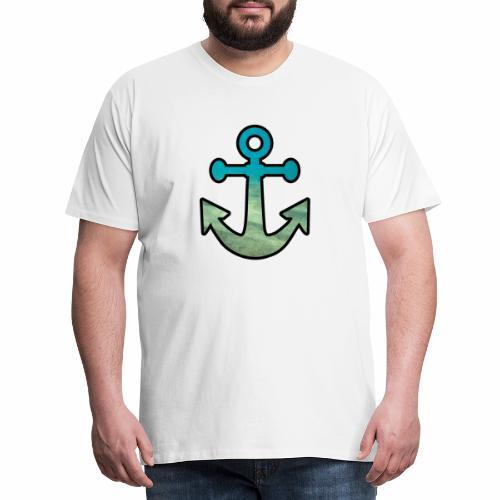 L'ancre - J'peux pas j'suis une Ancre - T-shirt Premium Homme