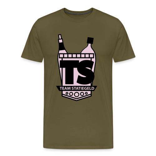 tsblk - Mannen Premium T-shirt