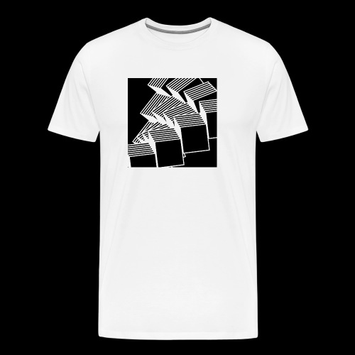 Squares - Maglietta Premium da uomo
