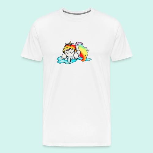 Baby unicorn - Maglietta Premium da uomo