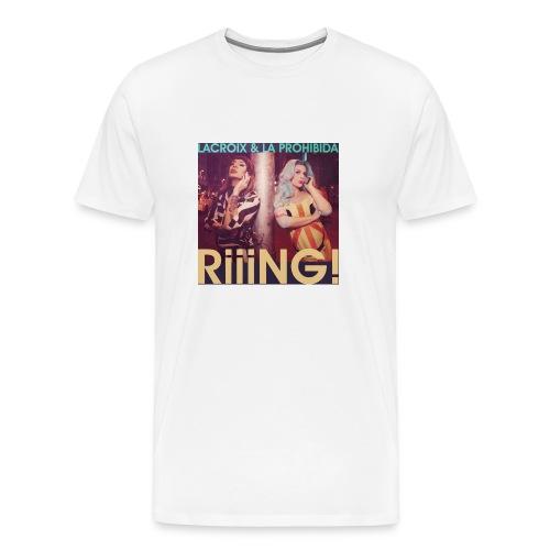 RINNNNG jpg - Men's Premium T-Shirt