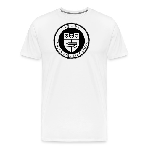 Gruppo di Supporto Disegnatori Pigri - Maglietta Premium da uomo