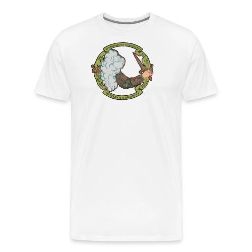 TRC Logo - Men's Premium T-Shirt