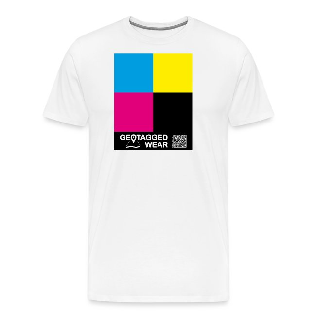 Square CMYK #2 - CMYK Collection