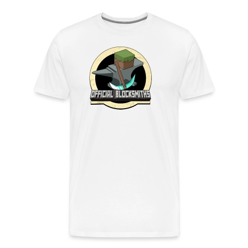 Official Blocksmiths T-Shirt - Men's Premium T-Shirt