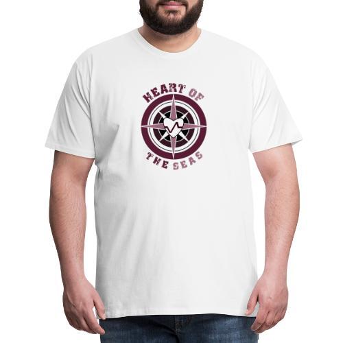 HEART OF THE SEAS - Männer Premium T-Shirt