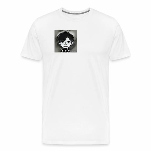 cool animated me - Men's Premium T-Shirt