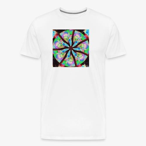 Sati Arco Iris11 - Camiseta premium hombre