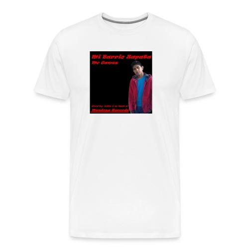 Camiseta Mc Gamez Mi Barrio Zapata - Camiseta premium hombre