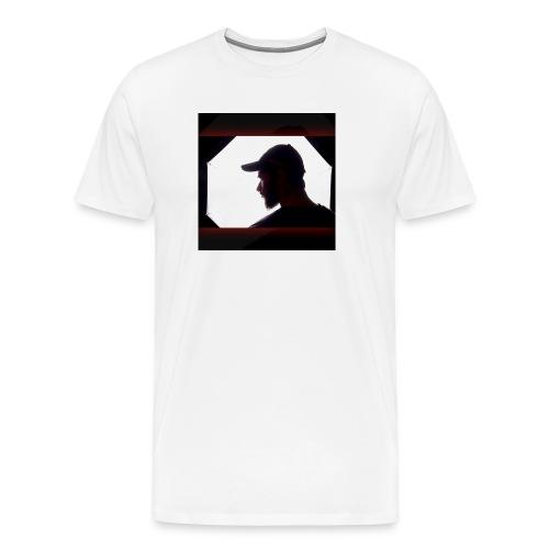 Titelbild Cover - Logo - Männer Premium T-Shirt