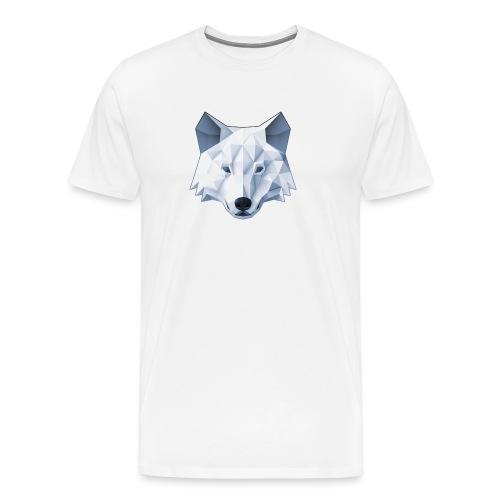Jaulustus Wolf - Männer Premium T-Shirt