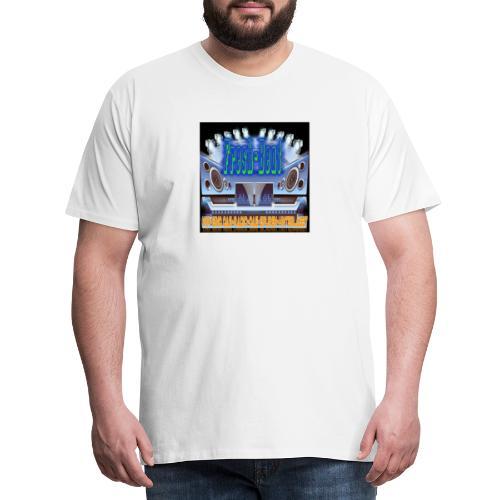 fresh-beat - Männer Premium T-Shirt