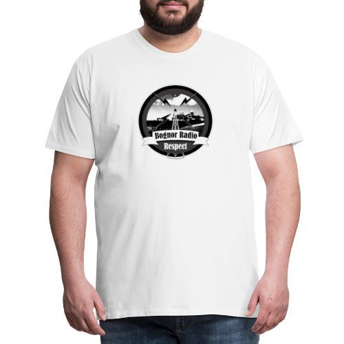 Bognor Radio Respect - Men's Premium T-Shirt