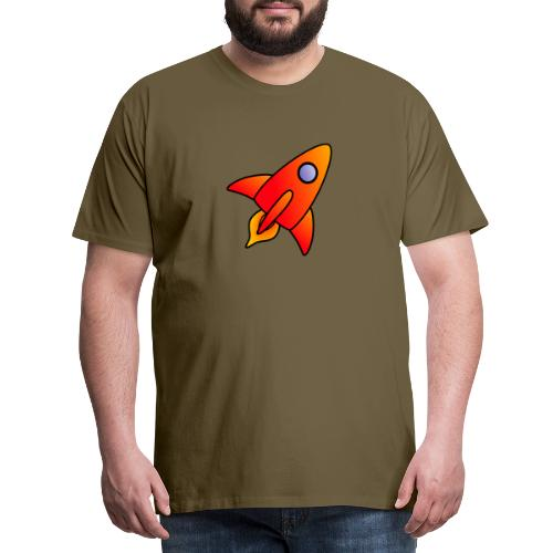 Red Rocket - Men's Premium T-Shirt