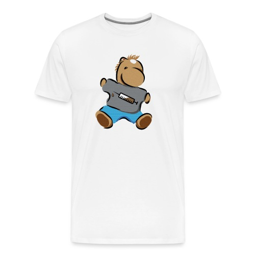 Breitmarra - Männer Premium T-Shirt