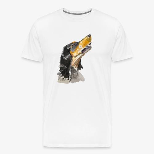 English Setter - Men's Premium T-Shirt