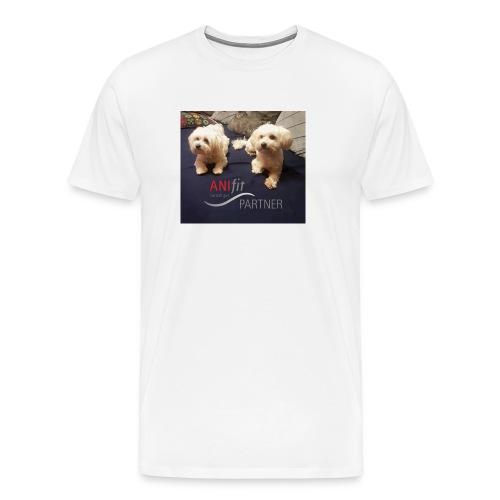happy lucy anifit partner - Männer Premium T-Shirt