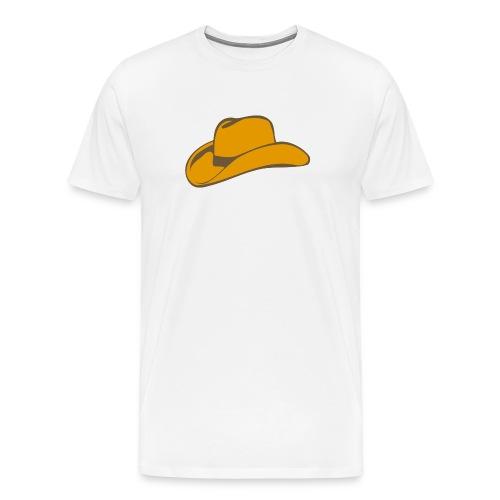 chapeau - T-shirt Premium Homme
