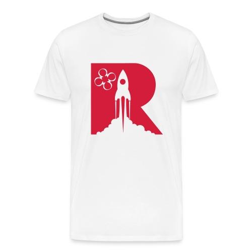 DevTeam White - T-shirt Premium Homme