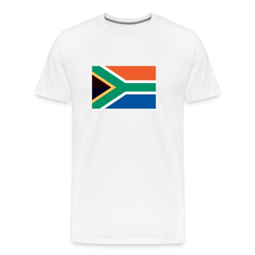 South Africa - Mannen Premium T-shirt