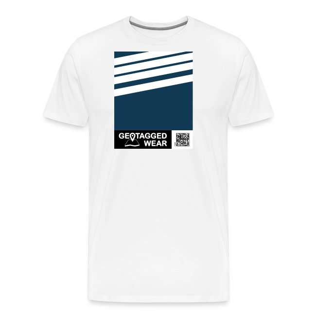 Men Stripes Pantone Trend S/S 18 Sailor Blue