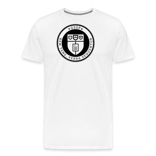 Gruppo di Supporto Scrittori Pigri - Maglietta Premium da uomo