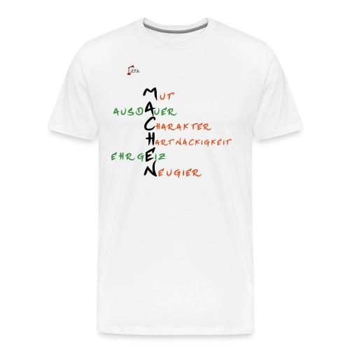 gut-belichtet - Männer Premium T-Shirt