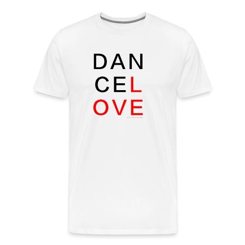 dancelove - Männer Premium T-Shirt