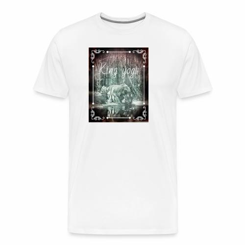 king yogi - Men's Premium T-Shirt