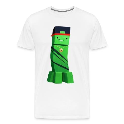 Creepa the Creeper 2 - Men's Premium T-Shirt