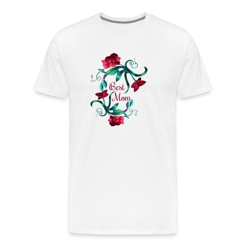 Best Mom - Männer Premium T-Shirt