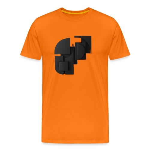 Tilde Grynnerup - Herre premium T-shirt