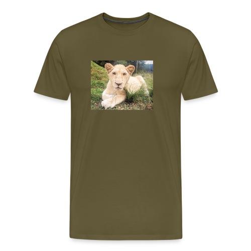 10536 2Cmoomba groot - Men's Premium T-Shirt