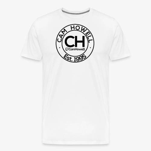 CH Twitch Logo. - Men's Premium T-Shirt