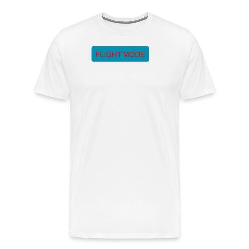 FLIGHT MODE - Premium-T-shirt herr