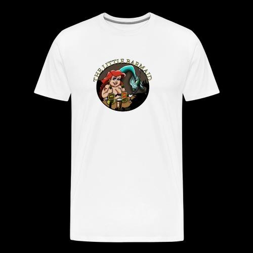 The Little Barmaid - Men's Premium T-Shirt