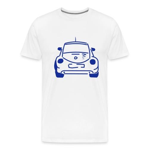 logobeetle - Mannen Premium T-shirt