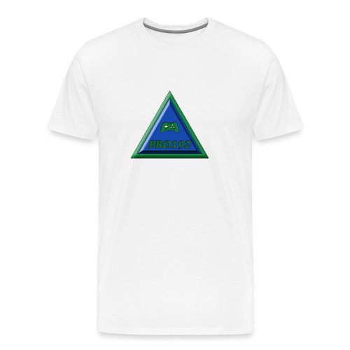 Progamer192 Illuminati t-shirt ( teenager ) - Mannen Premium T-shirt