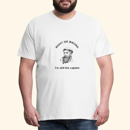93EBD14D 1E50 45F7 9F5F EDE0470A9C5F - Herre premium T-shirt